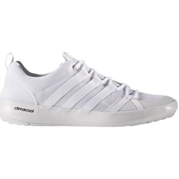 Shoes Men Low top trainers adidas Originals Terrex CC Boat White