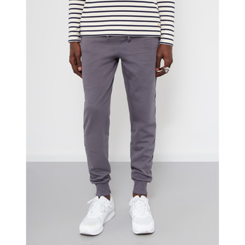 Clothing Men Tracksuit bottoms The Idle Man Slim Fit Jogger Grey