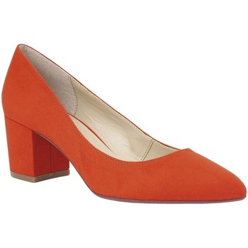 Shoes Women Heels Lotus Briars Womens Dress Courts Shoes orange