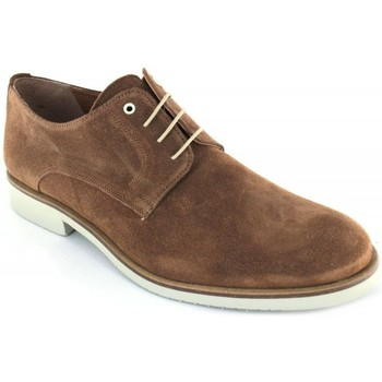 Shoes Men Derby Shoes Luis Gonzalo 7403H brown
