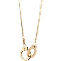 Watches Women Necklaces Fashionvictime Necklace For Women By  - Titanium, Gold Plated Jewel Doré,