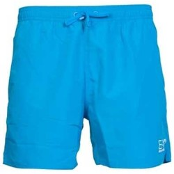 Clothing Men Shorts / Bermudas Ea7 By Emporio Armani EA7 Emporio Armani Shorts 9020007P730 blue