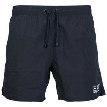 Clothing Men Shorts / Bermudas Ea7 By Emporio Armani EA7 Emporio Armani Shorts 9020007P730 black