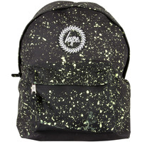 Bags Men Rucksacks Hype Men's Speckle Logo Backpack, Black black