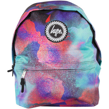 Bags Men Rucksacks Hype Men's Paints Logo Backpack, Multicoloured multicoloured