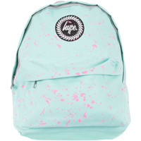 Bags Men Rucksacks Hype Men's Speckle Logo Backpack, Green green