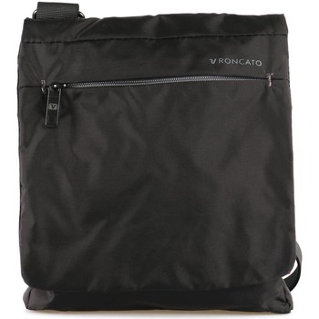 Bags Men Messenger bags Roncato 417301 Across body bag Luggage Black Black