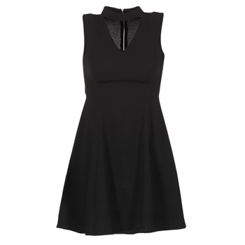 Clothing Women Short Dresses Moony Mood GUDU Black