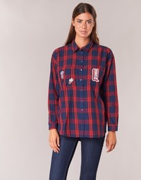 Clothing Women Shirts Yurban HERDON Red