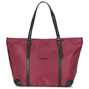 Bags Women Shopping Bags / Baskets Hexagona JOLLY EPAULE BORDEAUX