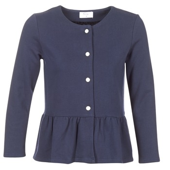 Clothing Women Jackets / Blazers Betty London HABOUME Marine
