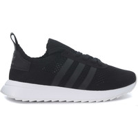 Shoes Women Low top trainers adidas Originals Primeknit FLB black sneaker Black