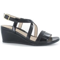 Shoes Women Sandals Stonefly 108262 Sandals Women Black Black