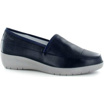 Shoes Women Loafers Stonefly 108069 Mocassins Women Blue Blue