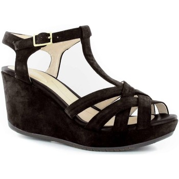 Shoes Women Sandals Stonefly 108300 Wedge sandals Women Black Black
