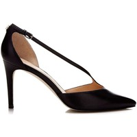 Shoes Women Heels Guess FLBKK2 LEA08 Decolletè Women Black Black