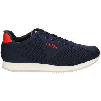 Shoes Women Low top trainers Guess FMJAG2 FAB12 Sneakers Women Blue Blue