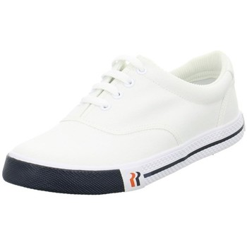 Shoes Men Low top trainers Romika Soling Unisex White