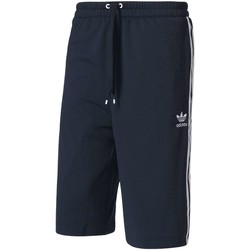 Clothing Men Shorts / Bermudas adidas Originals BK7735 Bermuda Man Blue Blue