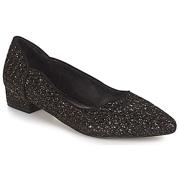 Shoes Women Flat shoes Ravel  Black-glitter