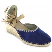 Shoes Women Sandals Aedo Valdepenas 2091 blue