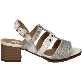 Shoes Women Sandals Igi&co 7836 High heeled sandals Women Silver Silver