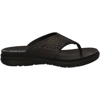 Shoes Men Flip flops Igi&co 7728 Flip flops Man Black Black