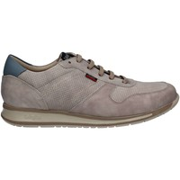 Shoes Men Low top trainers CallagHan 88402 Sneakers Man Grey Grey