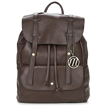 Bags Women Rucksacks Moony Mood HEKI Brown / Dark