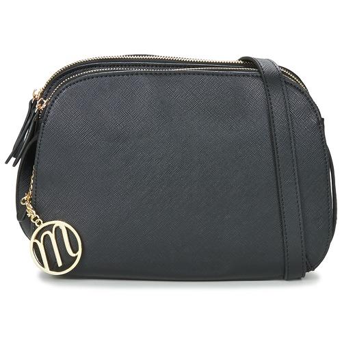 Bags Women Shoulder bags Moony Mood HEXI Black