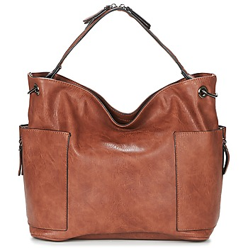 Bags Women Small shoulder bags Moony Mood HOPI Cognac