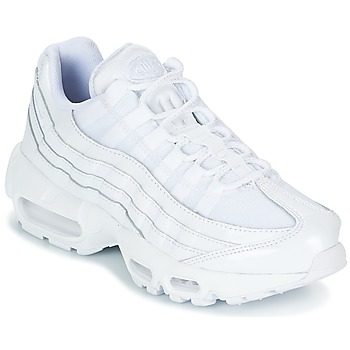 Shoes Women Low top trainers Nike AIR MAX 95 W White