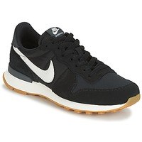 Shoes Women Low top trainers Nike INTERNATIONALIST W Black / White