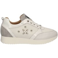 Shoes Girl Low top trainers Liu Jo UB23024 Sneakers Kid Bianco Bianco