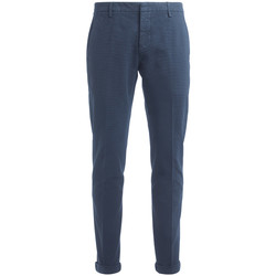 Clothing Trousers Dondup Gaubert grey anthracite trousers Grey