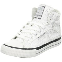 Shoes Hi top trainers British Knights Dee White