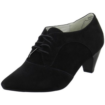 Shoes Women Heels Marc Marita Trotteurs Black