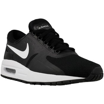 Shoes Women Low top trainers Nike Air Max Zero Essent Black-White