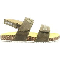 Shoes Sandals Lumberjack SB28006 002 N49 Sandals Kid Verde Verde