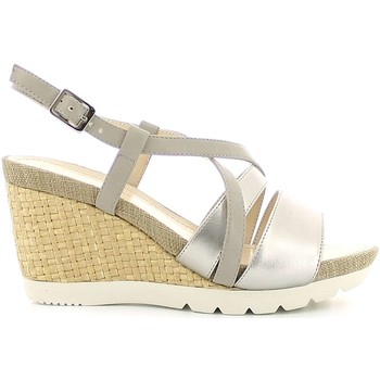 Shoes Women Sandals Lumberjack SW31006 001 M30 Wedge sandals Women Grey Grey