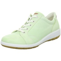 Shoes Women Low top trainers Ara Tokio Green
