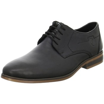 Shoes Men Derby Shoes Rieker 1161100 Black