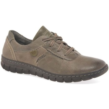 Shoes Women Low top trainers Josef Seibel Steffi 07 Womens Lace Up Shoes brown