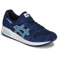Shoes Men Low top trainers Asics SILVER HERITAGE MESH Blue