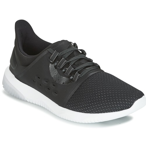 Shoes Men Low top trainers Asics KENUN LYTE Black