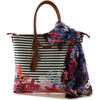 Bags Women Shopping Bags / Baskets L'atelier Du Sac 4934 Bag big Accessories Multicolor Multicolor