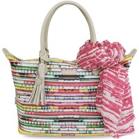 Bags Women Shopping Bags / Baskets L'atelier Du Sac 5082 Bag big Accessories Multicolor Multicolor