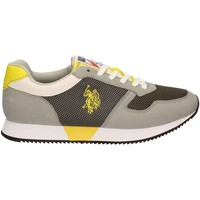 Shoes Men Low top trainers U.S Polo Assn. U.s. polo assn. NOBIL4090S7/MH1 Sneakers Man Grey Grey