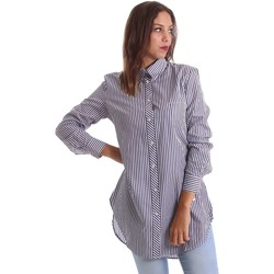 Clothing Women Shirts Y Not? 17PEY094 Shirt Women Blue Blue