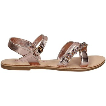 Shoes Sandals Lulu' Lulu' LT350001L Sandals Kid Pink Pink